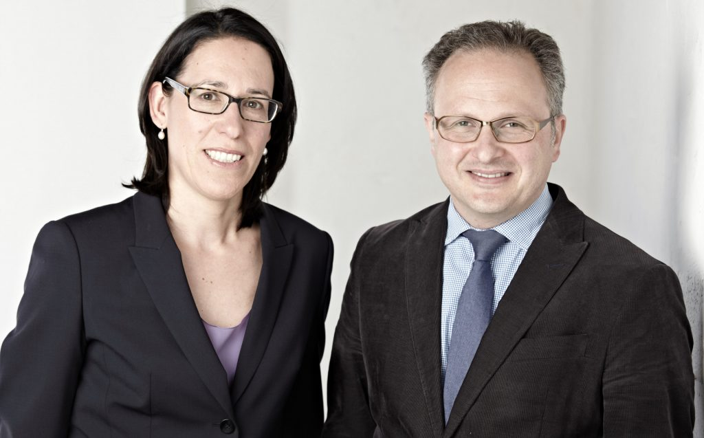 Rechtsanwälte Nahida Akkad und Usama Sabbagh